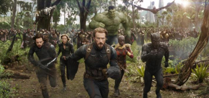 Thanos lehrt im Infinity War-Trailer die Avengers das fürchten