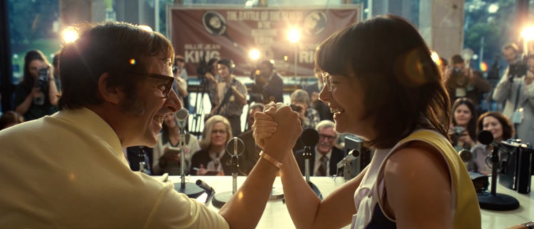 Battle of the Sexes - Kritik
