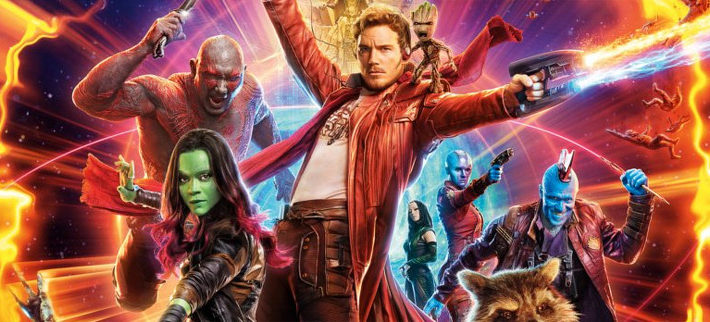 Guardians of the Galaxy Vol. 2 - Kritik
