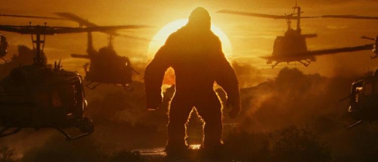 Kong: Skull Island - Kritik