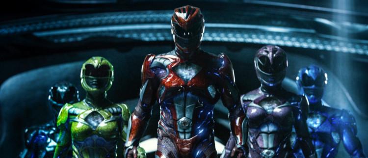 Power Rangers - Kritik