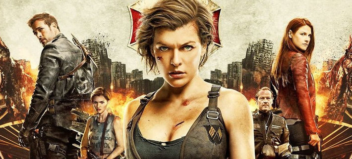 Resident Evil: The Final Chapter - Kritik