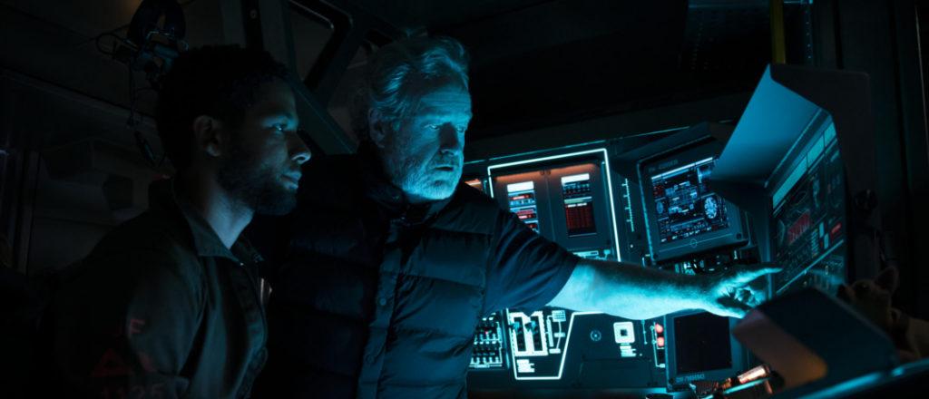 Ridley Scott, der niemals aufhört