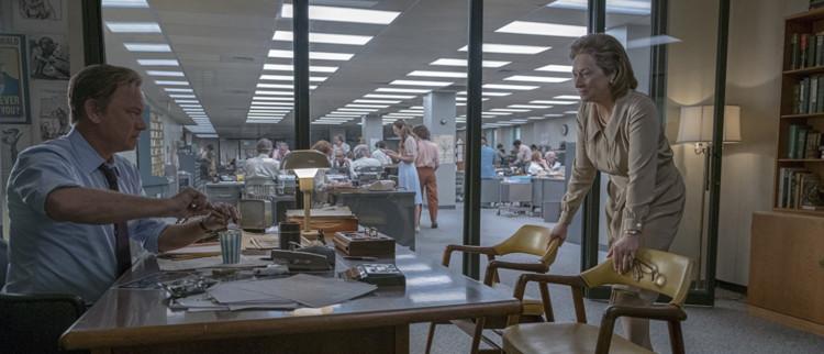 Trailer zu The Post von Steven Spielberg mit Tom Hanks und Meryl Streep