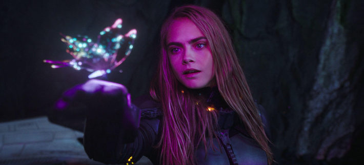 Musik & Film #92: Valerian - Space Oddity