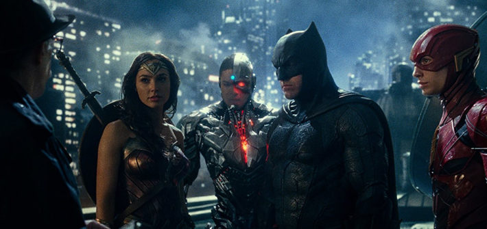 Wollmilchcast #27 - Justice League