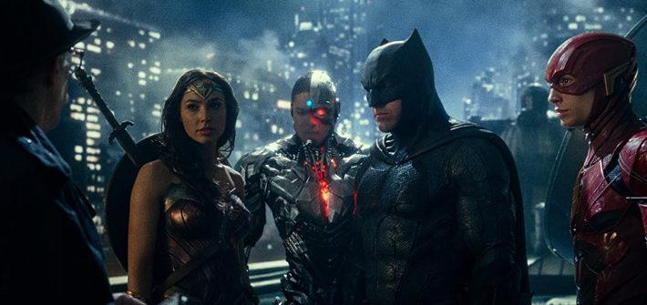 Wollmilchcast #27 - Justice League