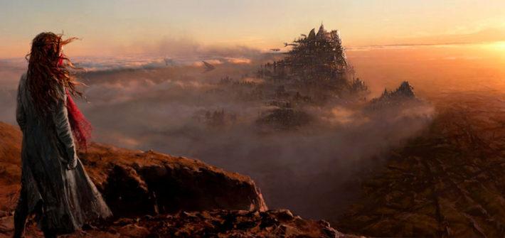 Monster-Städte bekriegen sich im Mortal Engines-Teaser