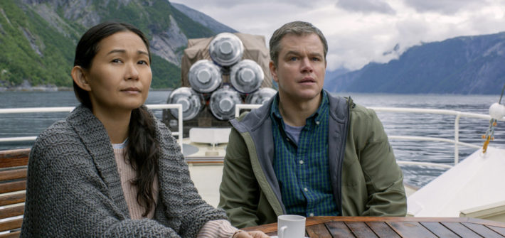 Downsizing - Kritik