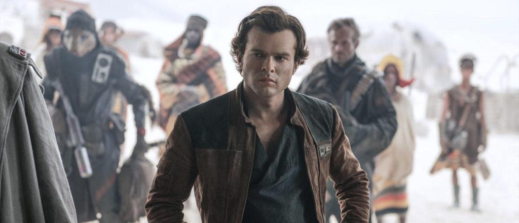 Teaser zu Solo: A Star Wars Story entfesselt Millennium Falcon