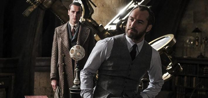 Teaser-Trailer zum Fantastic Beasts-Sequel bringt Hogwarts zurück