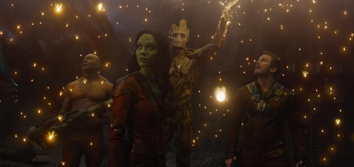 Guardians of the Galaxy - Kritik