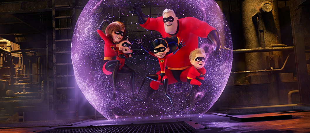 Familienchaos und Superhelden im Trailer zu Incredibles 2