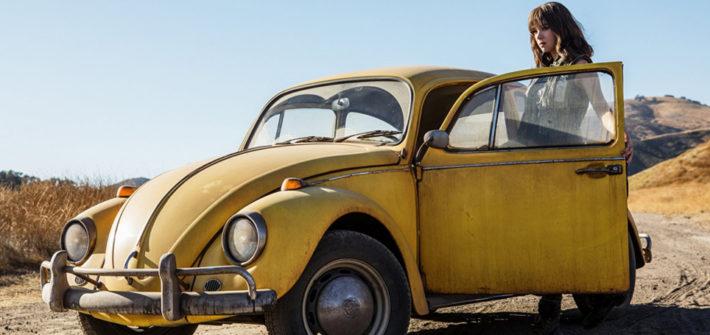 Hailee Steinfeld begegnet mit ersten Trailer zu Bumblebee einem Gigant aus dem All