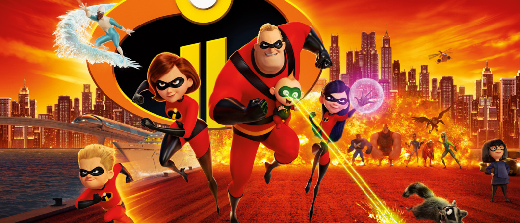Incredibles 2 - Kritik