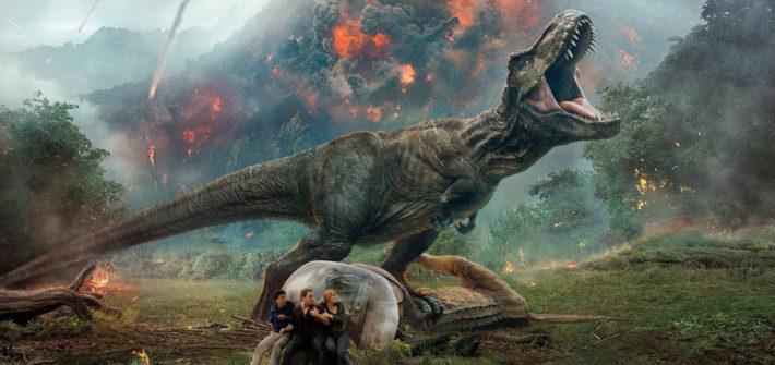 Jurassic World: Fallen Kingdom - Kritik