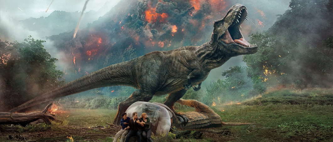 Jurassic World: Fallen Kingdom - Kritik