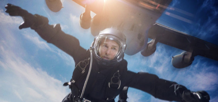 Mission: Impossible - Fallout HALO Jump