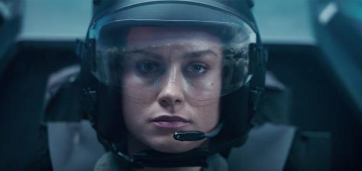 Captain Marvel-Trailer