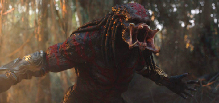 The Predator - Kritik