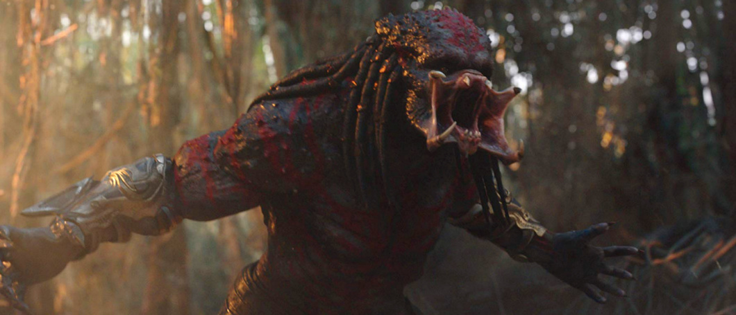 The Predator - Kritik
