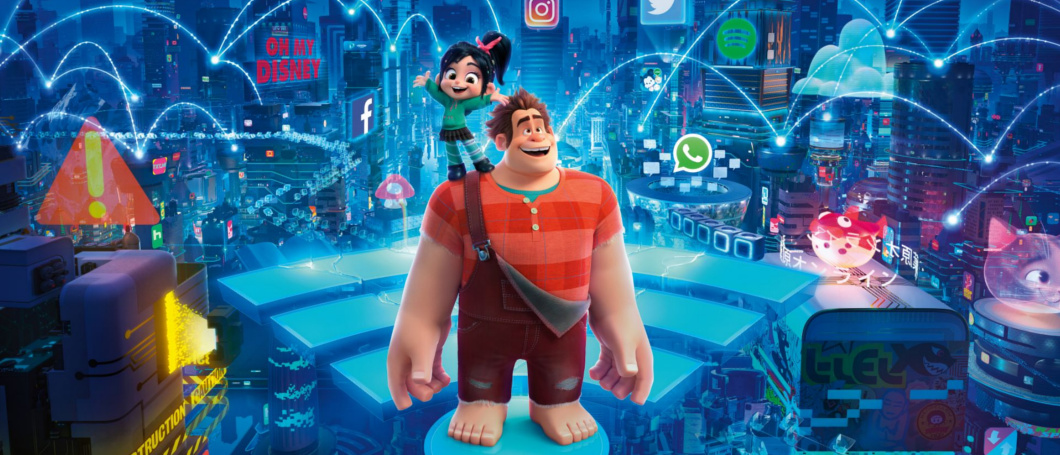 Ralph Breaks the Internet - Kritik