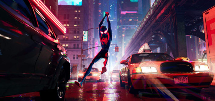 Spider-Man: Into the Spider-Verse - Kritik