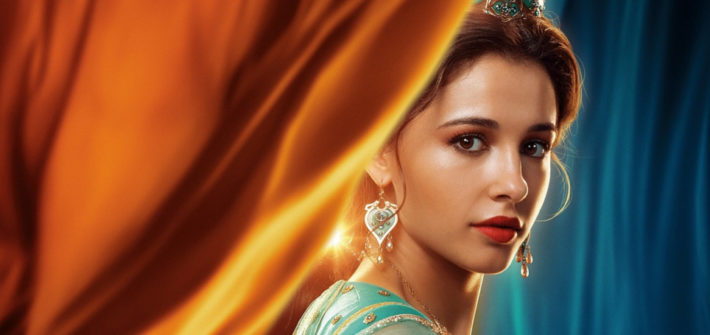 Aladdin - Naomi Scott
